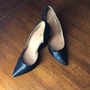 😻Mossimo Black Heels
